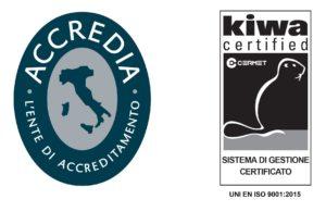 Kiwa Accredia ISO 9001